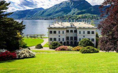 """Jezioro Como – miejsce o """"niebiańskiej mocy"""", które inspirowało Franciszka Liszta"""