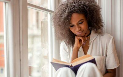 O zagłębianiu się w lekturze