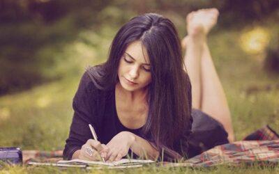 Wszechogarniająca potrzeba autora, by pisać
