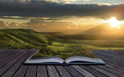 Umiejscowienie moich powieści romantycznych w prawdziwych miejscach