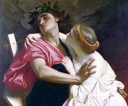 Nie oglądaj się za siebie! Lekcja od Orfeusza i Eurydyki z mitologii greckiej